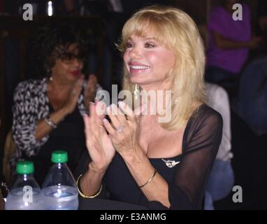 Cops 4 Causes: Heroes Helping Heroes 9/11 Tribute Concert Event at House Of Blues on Sunset  Featuring: Loni Anderson - Stock Photo