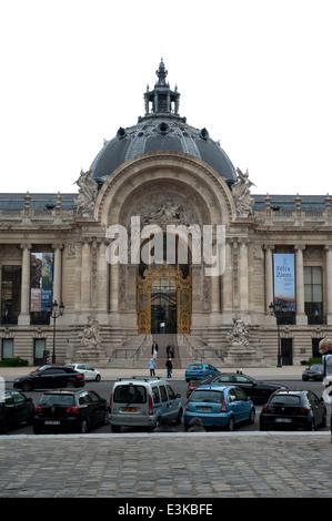 Musee des Beaux-Arts de la Ville de Paris (Paris Museum of Fine Arts) - Stock Photo
