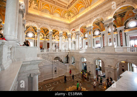 may 23 The Library of Congress is the research library that officially serves the United States Congress, but which - Stock Photo