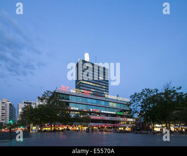 Europa Center, Berlin, Germany - Stock Photo