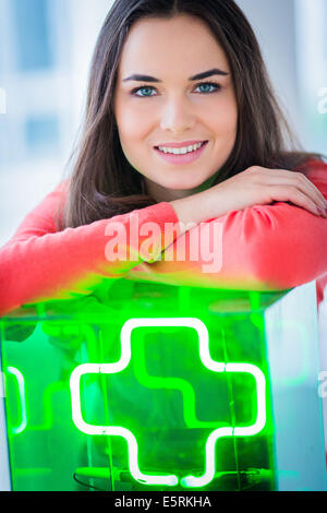 Concept of the self-medication. - Stock Photo