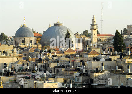 jerusalem,israel - Stock Photo