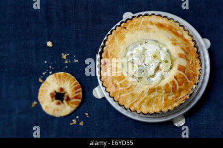 Potato Pâté Bourbonnais - Stock Photo