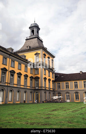 University of Bonn, detail of  main building, Germany, Europe - Stock Photo