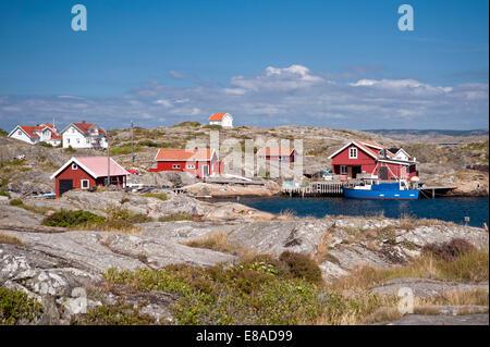 Kaeringoen in Sweden - Stock Photo