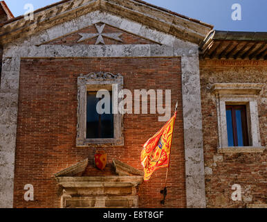 Montepulciano - Stock Photo