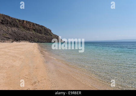 Les Sables Beach, Djibouti - Stock Photo
