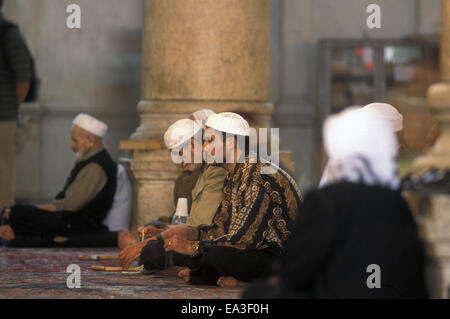 SYRIEN DAMASKUS - Stock Photo