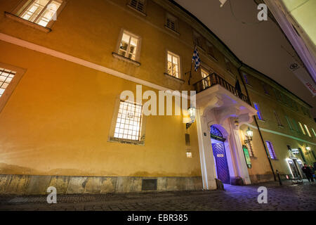 Prague, Czech Republic. 03rd Dec, 2014. The representative office of Bavaria in Prague, Czech Republic, 03 December - Stock Photo