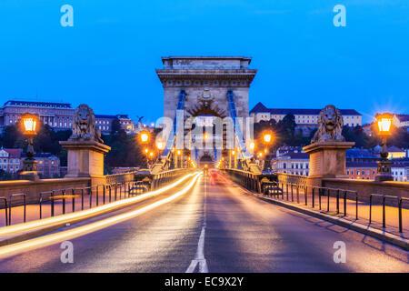 Budapest, Hungary - Stock Photo