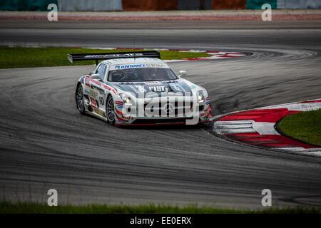 Asian Le Mans Series and Sepang 1000k - Stock Photo