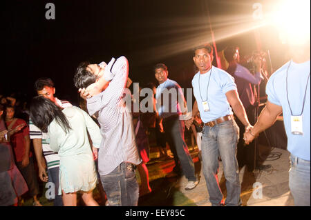 Sula Fest 2009 - Hosted by Sula Vineyards in association with The Misha Satya Raj Group  Sula Vineyards is celebrating - Stock Photo