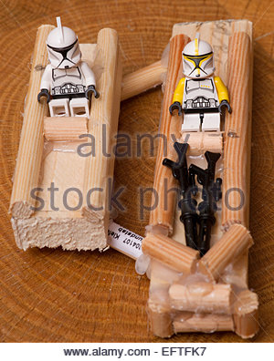 Playing Artwork Artist Art Creativity Carpentry Woodwork Childs Childrens Kid Kids Toy Nobody Single Object - Stock Photo