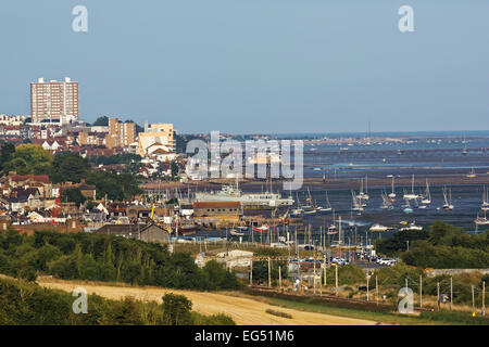 Southend on Sea, Essex, UK - Stock Photo