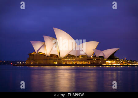 Sydney Opera House, Australia - Stock Photo