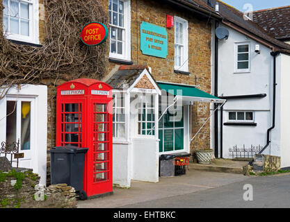 Post Office at Harbertonford, Devon, England UK - Stock Photo