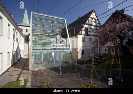The convent Wedinghausen in Arnsberg. - Stock Photo