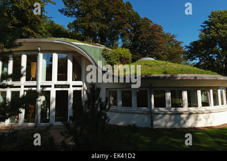 The Pines Calyx Conference, Training and Events Centre, Pines Gardens, St Margaret's at Cliffe, St Margarets Bay, - Stock Photo