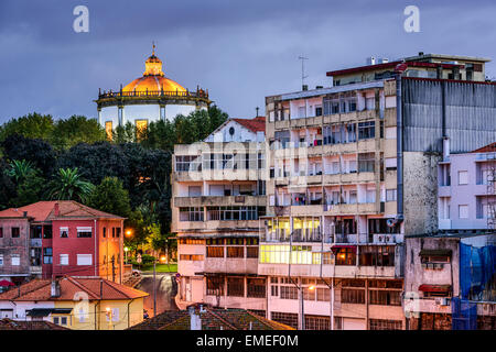 Vila Nova de Gaia, Portugal at Serra de Pilar Monastery. - Stock Photo