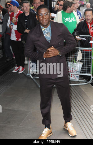 London, UK. 21st May, 2015. Labrinth attends the ''Ivor Novello Awards'' at Grosvenor House Hotel. Credit:  Ferdaus - Stock Photo