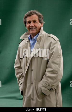 Melvyn Bragg. At the Edinburgh International Book Festival 2011.  English author, broadcaster and media personality: - Stock Photo