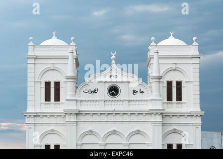 Fort Meeran Mosque, Galle, Sri Lanka - Stock Photo