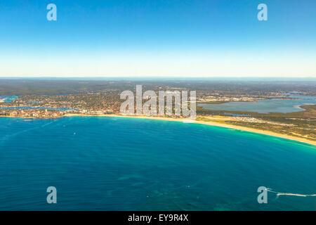 South east coast Australia - Stock Photo