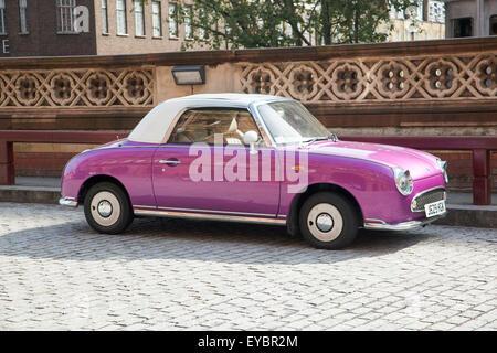 Nissan Figaro - Stock Photo