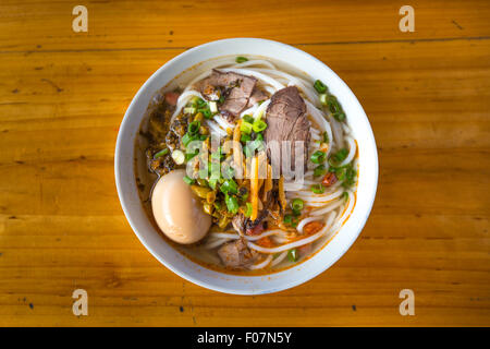 guilin rice noodles - Stock Photo