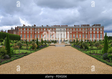 Hampton Court Palace - Stock Photo