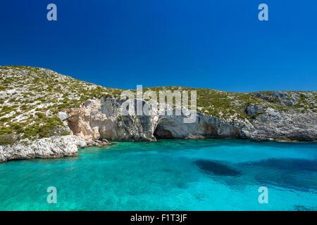 Milos Island, Cyclades Islands, Greek Islands, Greece, Europe - Stock Photo