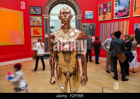 31.05.2012, London, Greater London, United Kingdom - Summer Exhibition at the Royal Academy of Arts. The special - Stock Photo