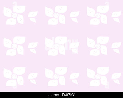 Baby flowers pink. - Stock Photo