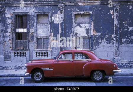 AMERICA CUBA HAVANA - Stock Photo