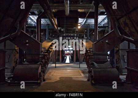 Zollverein, Essen, Germany - Stock Photo