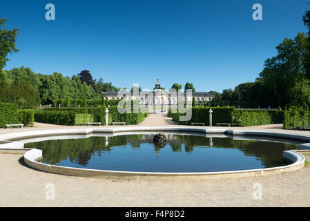 Picture Gallery in the park of Sanssouci palace in Potsdam, Germany - Stock Photo