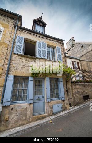 Vézelay, Burgundy, France - Stock Photo