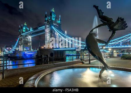 London Skyline - Stock Photo