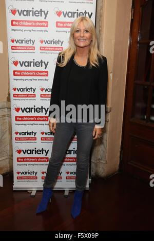Guests attend the Isle of Wight Festival reunioun gig 2015 in aid of Variety. The Childrens Charity.  Featuring: - Stock Photo