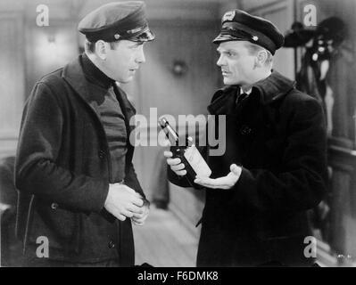 RELEASE DATE: October 23, 1939. MOVIE TITLE: The Roaring Twenties. STUDIO: Warner Bros. Pictures. PLOT: After the - Stock Photo