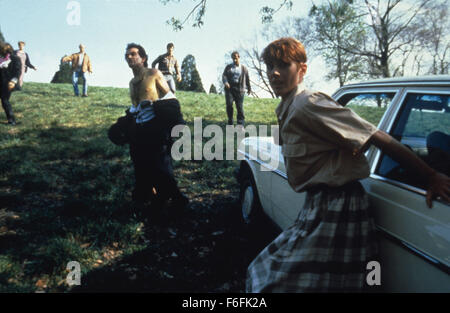 RELEASE DATE: October 19, 1990  TITLE: Night of the Living Dead  STUDIO: Columbia Pictures  DIRECTOR: Tom Savini - Stock Photo