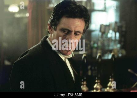 Apr 11, 2002; Hollywood, CA, USA; Image from David Cronenberg's drama 'Spider' starring GABRIEL BYRNE as Bill Cleg. - Stock Photo