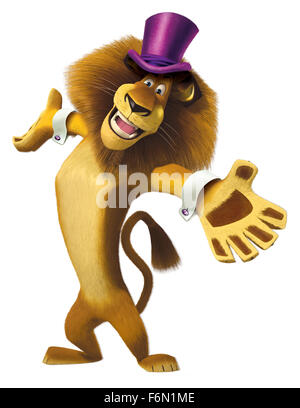 RELEASE DATE: June 8, 2012   MOVIE TITLE: Madagascar 3: Europe's Most Wanted   STUDIO: Dreamworks   DIRECTOR: Eric - Stock Photo