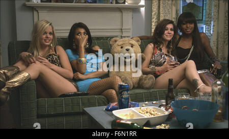 RELEASE DATE: June 29, 2012   MOVIE TITLE: Ted  STUDIO: Universal Pictures   DIRECTOR: Seth MacFarlane  PLOT: A - Stock Photo
