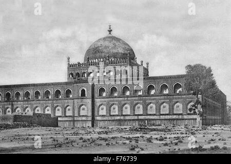 Jumma masjid, bijapur, karnataka, india, asia - aad 194318 - Stock Photo