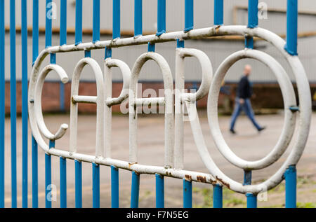 Caparo Tubular Solutions, Oldbury, West Midlands. 1st December 2015. Liberty House bought the business out of administration - Stock Photo