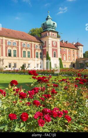 Lancut - the Royal Castle, Poland - Stock Photo