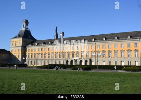 University in Bonn, Germany - Stock Photo