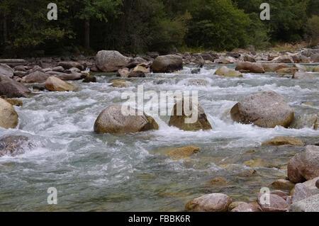 Reinbach - river Reinbach 01 - Stock Photo