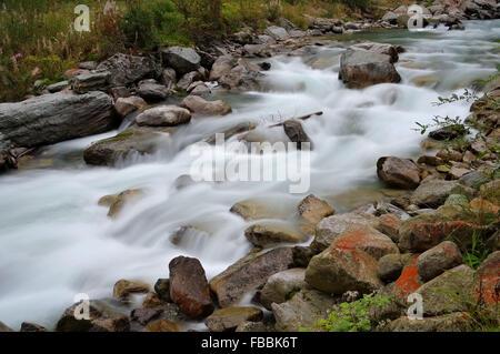 Reinbach - river Reinbach 04 - Stock Photo
